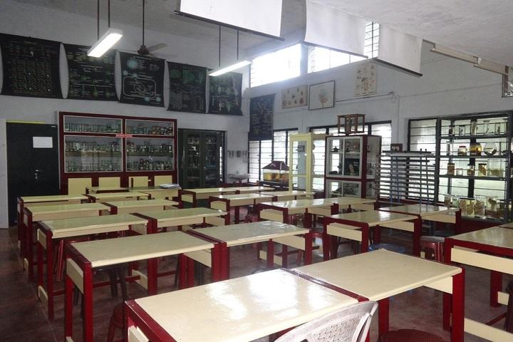 Vidyodaya school-Lab