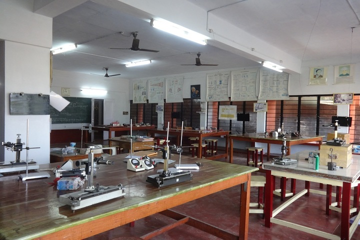 Vidyodaya school-Physics Lab