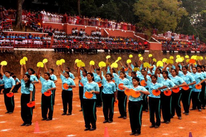 Vidyodaya school-Sports