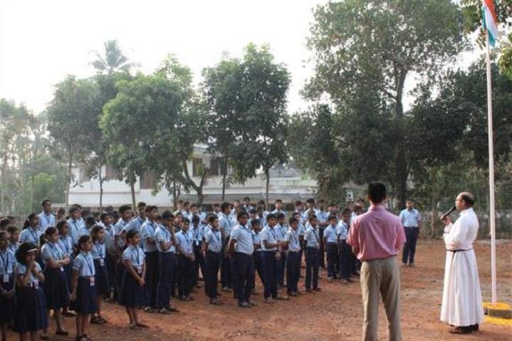 Vijayagiri Public School-Republic Day