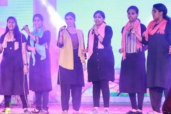 Vijayagiri Public School-Singing