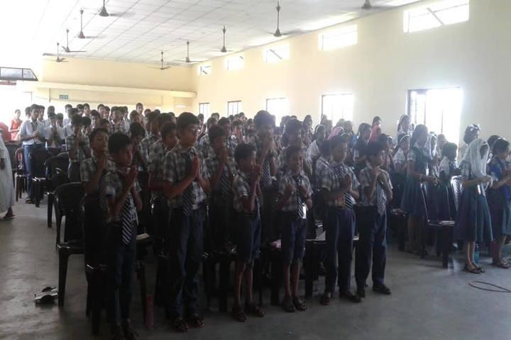 Vimal Jyothi Public School - prayer