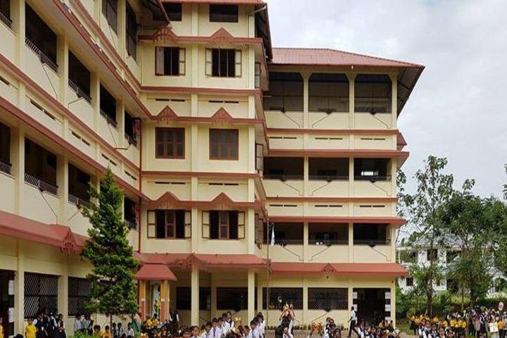 Vimal Jyothi Public School - school building