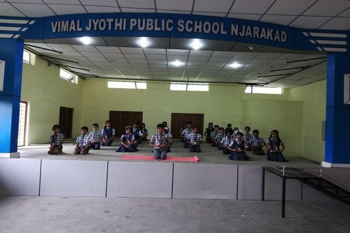Vimal Jyothi Public School - yoga