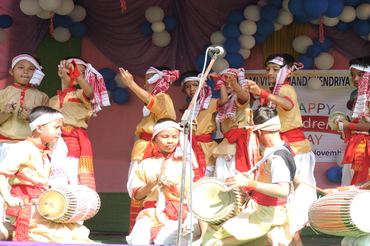 Swami Vivekananda Kendriya Vidyalaya- Event Celebrations