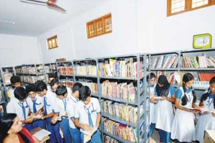 Vimala Public School-Library