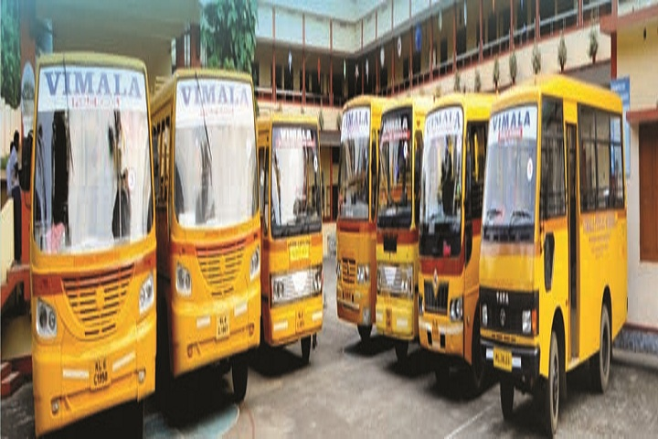 Vimala Public School-Transport