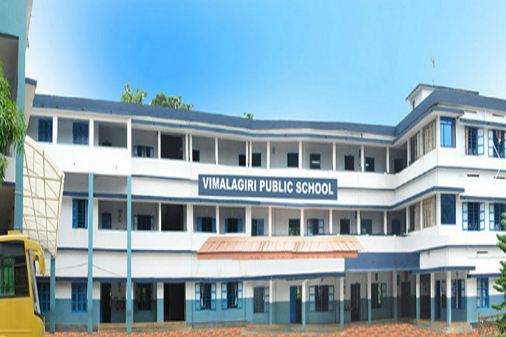 Vimalagiri Public School-Campus View