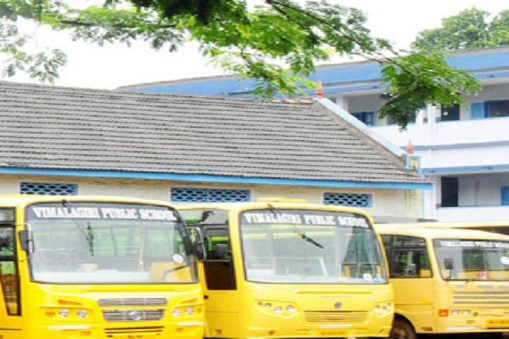 Vimalagiri Public School-Transport