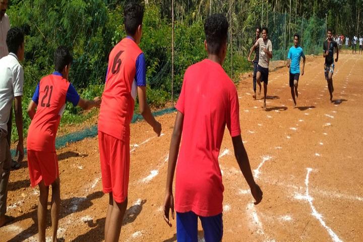 Vimalambika Public English Medium School-Sports Day
