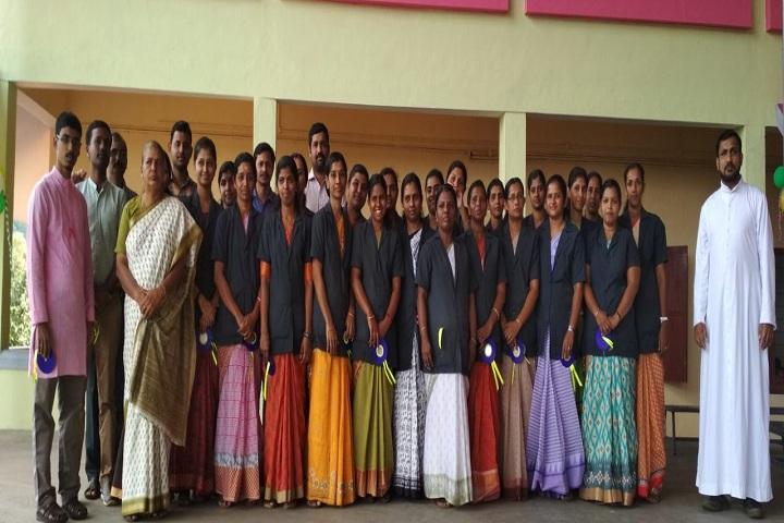 Vimalambika Public English Medium School-Staff