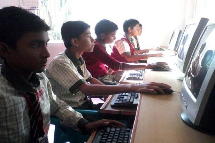 Tagore School Of Studies-Computer Lab