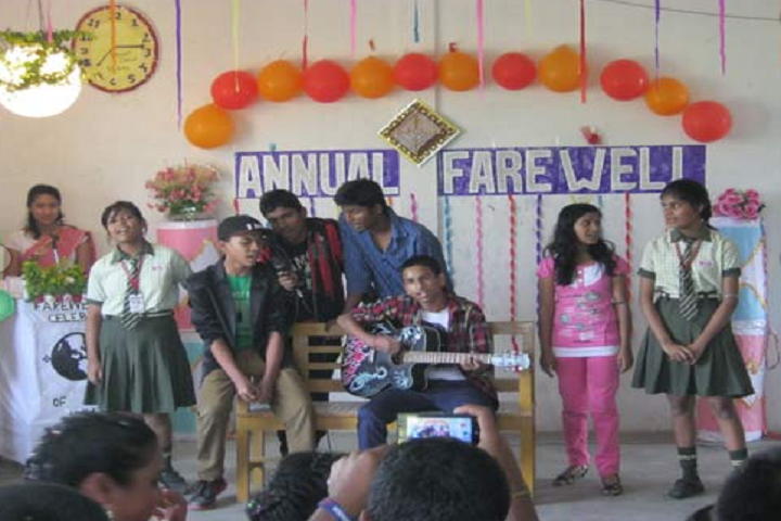 Tagore School Of Studies-Farewell