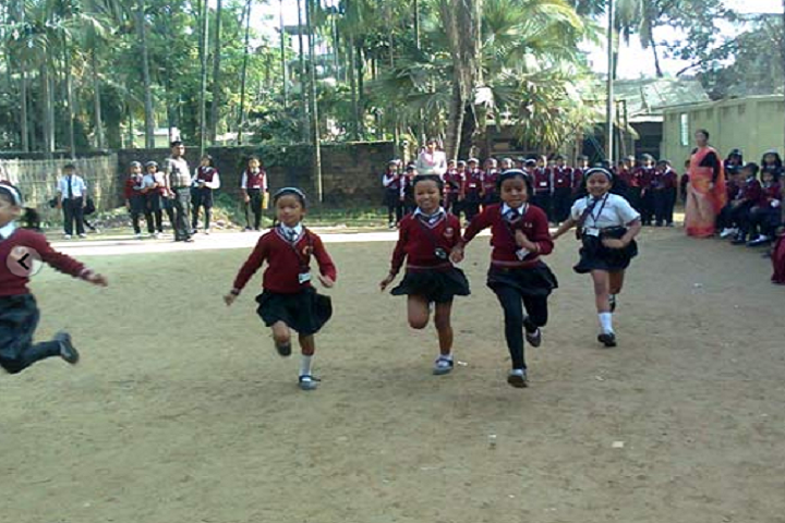Tagore School Of Studies-Running