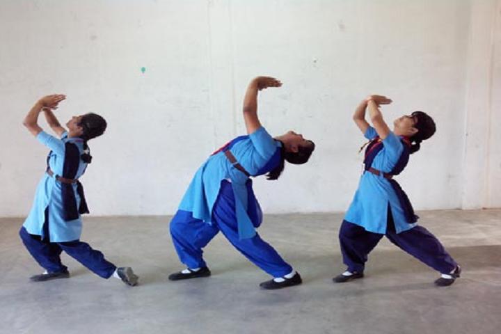 Tagore School Of Studies-Yoga