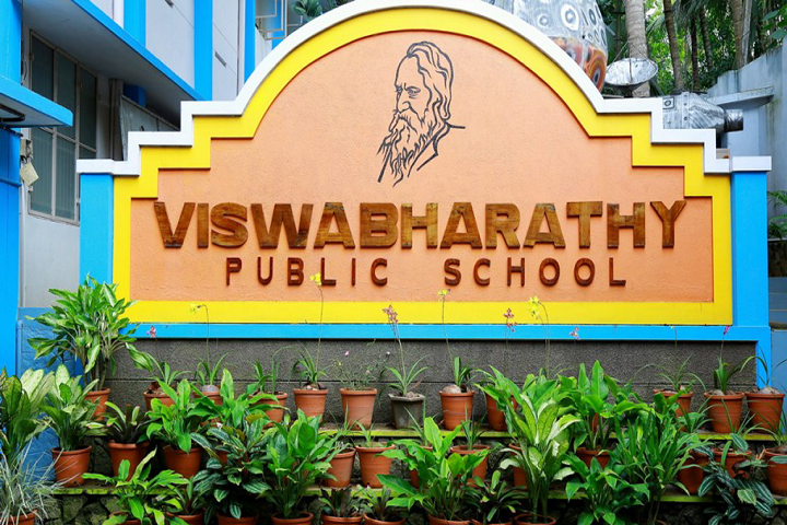 Viswabharathy Public School-Campus View