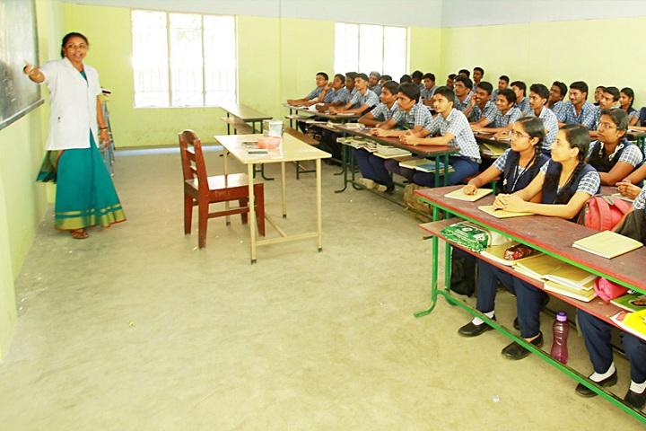 Viswabharathy Public School-Classroom