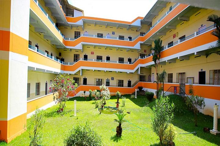 Viswabharathy Public School-College View