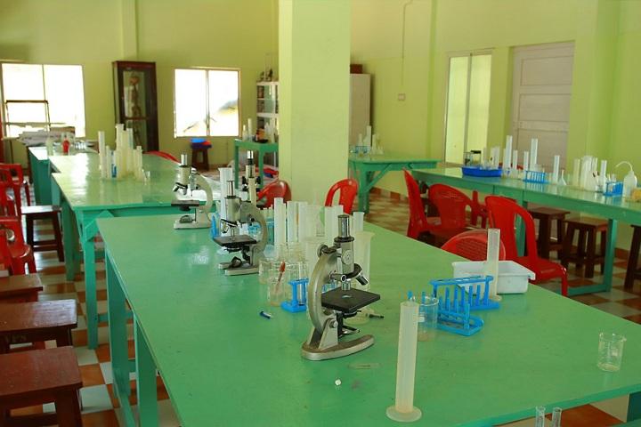 Viswabharathy Public School-Lab