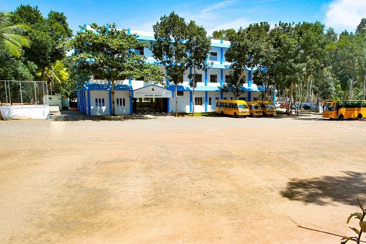 Viswabharathy Public School-Play Ground