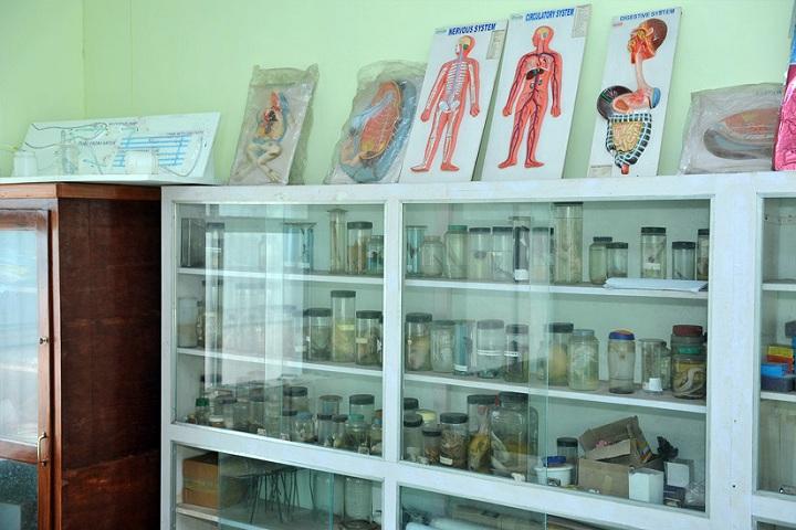 Viswabharathy Public School-Science Lab