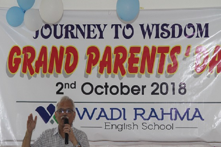 Wadi Rehma English School-Parents Day