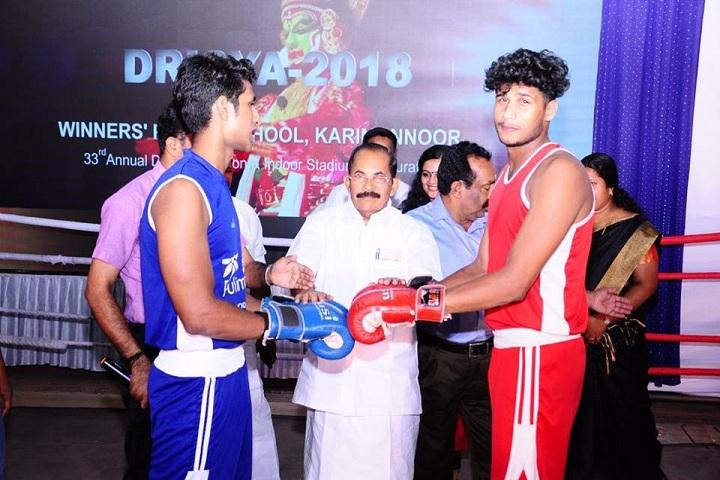 Winners Public School-Boxing