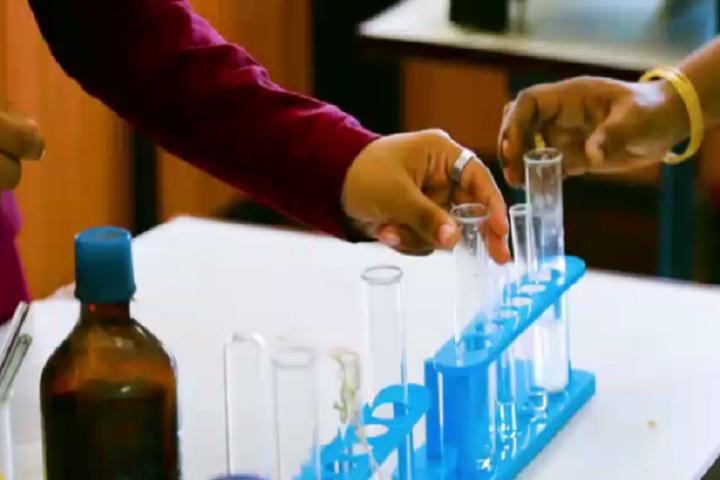 Winners Public School-Chemistry Lab