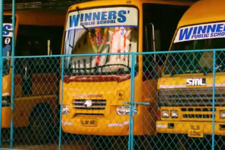Winners Public School-Transport