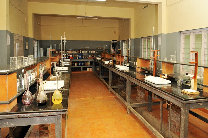 Wmo English Academy Orphanage English School-Chemistry lab