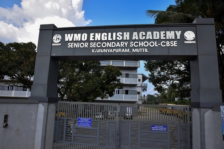 Wmo English Academy Orphanage English School-Entrance View
