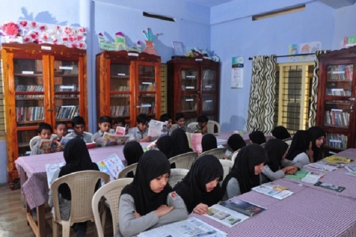 Wmo English Academy-Library