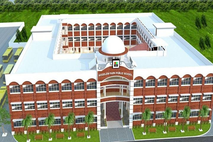 Woodlem Park Public School-Campus View