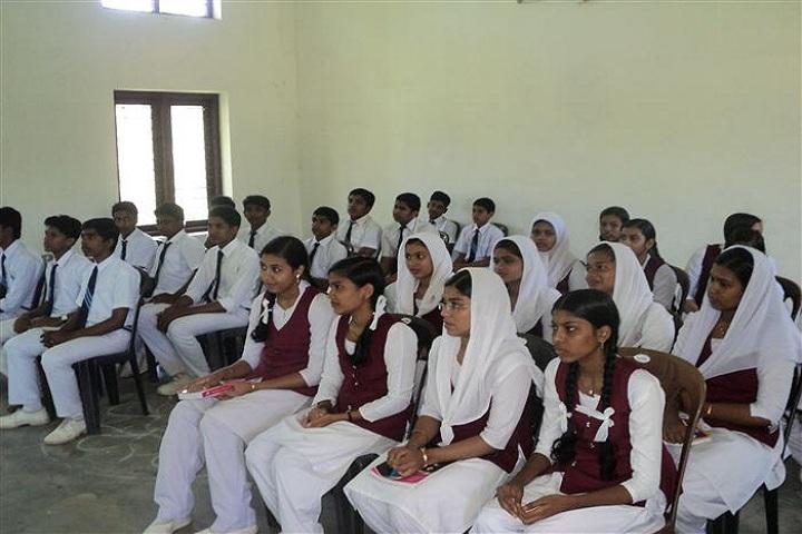 Ymm Central School-Classroom