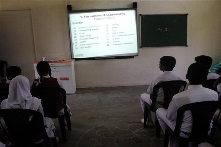 Ymm Central School-Digital Classroom