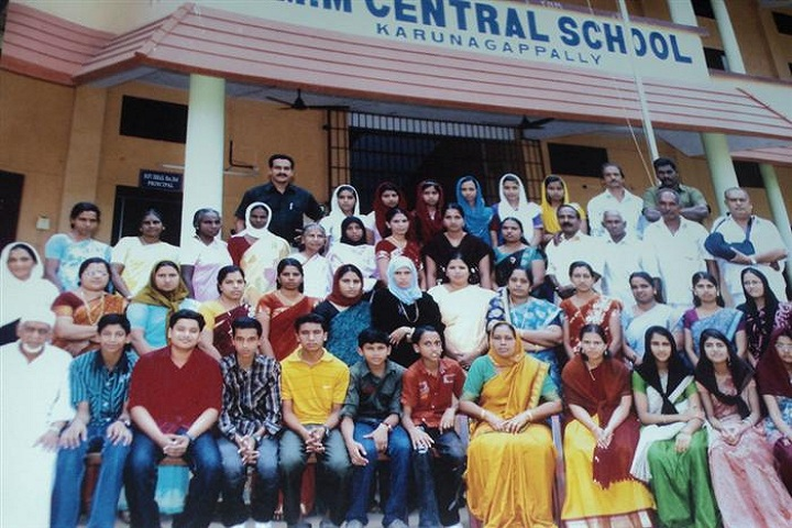 Ymm Central School-Group Photo