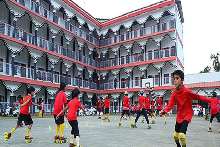 Zion Public School-Play Grounds