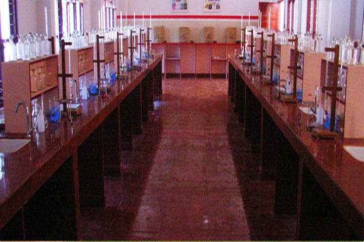 Zion Public School-Science Lab