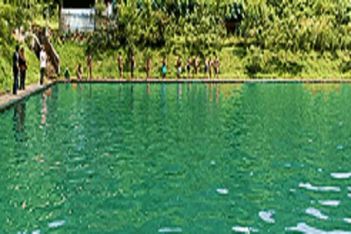 Zion Public School-Swimming Pool