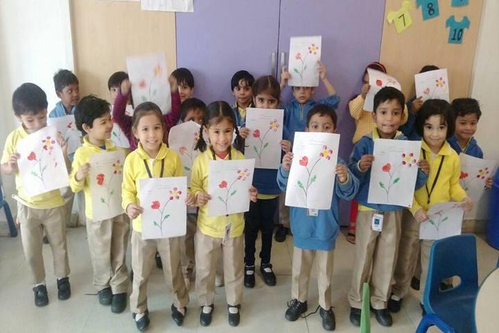 7I World School-Classroom Activity