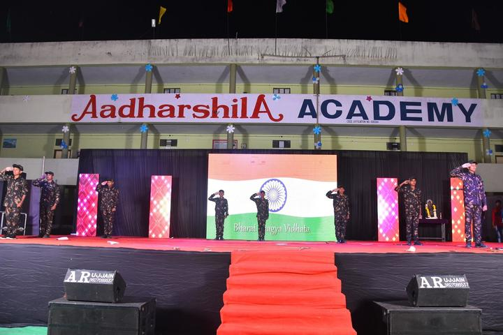 Aadharshila Academy-Independence Day