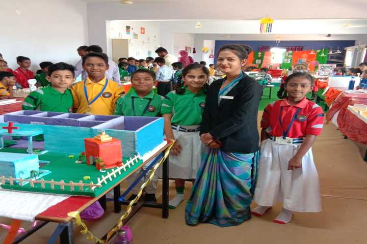 Aadharshila Academy-Science Exhibition