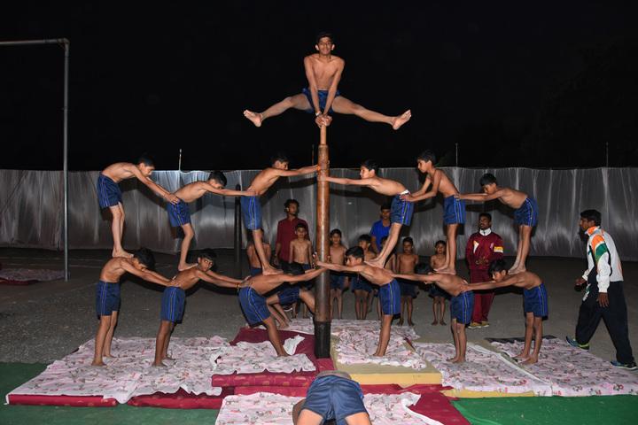 Aadharshila Academy-Gymnastics