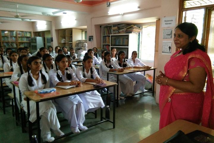Aaditya Vidya Vihar-Classroom
