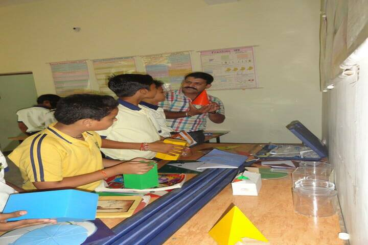 Aakar Public School-Maths Lab