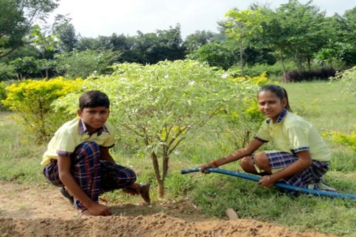 Aakar Public School-Social Service Activity
