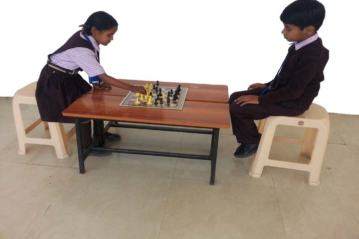 Aaradhya International School-Indoor Games