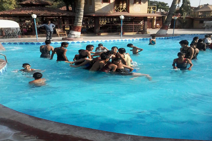 Aaradhya International School-Swimming Pool
