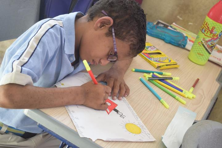 Academic Heights Public School-Drawing Competition