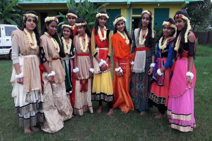 Acharya Shriram Vidyalaya-Cultural Fest
